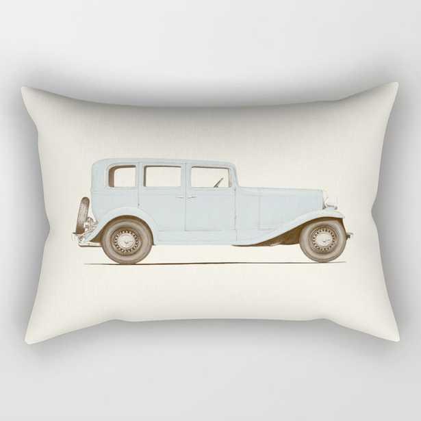 Car of the 1930's Rectangular Pillow - Society6