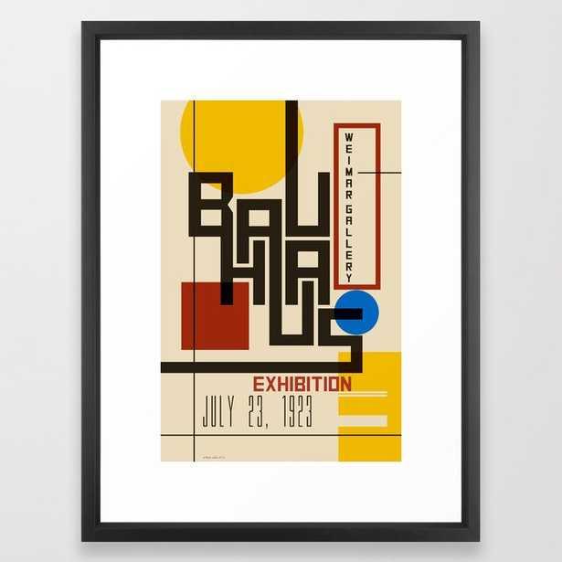 Bauhaus Poster I Framed Art Print - Society6