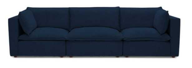 Haine Modular Sofa - Royale Cobalt - Joybird