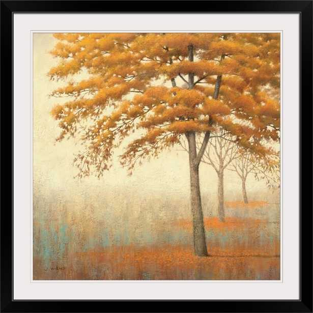 'Autumn Trees I' by James Wiens Painting Print - Wayfair