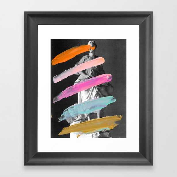 Castrophia Framed Art Print - 10'' x 12'' - Society6