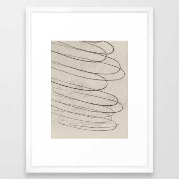 Primal Framed Art Print - Society6