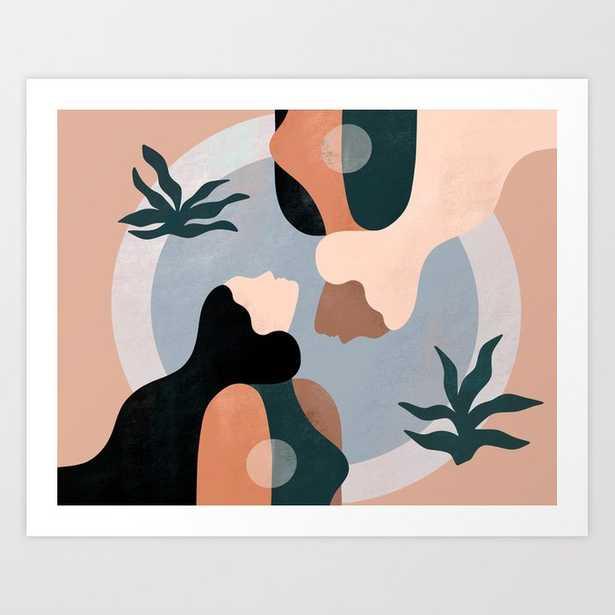 Gemini Art Print - Society6