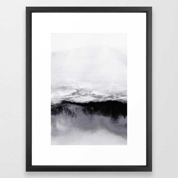 SM22 Framed art print - Wander Print Co.