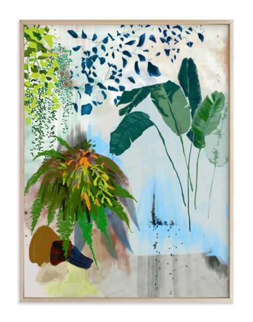 A Composition Of Plants - Minted