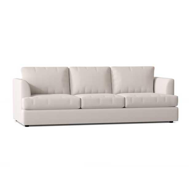 """Cintia 96"""" Recessed Arm Sofa - Wayfair"""