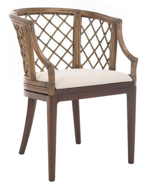 Carlotta Arm Chair - Arlo Home