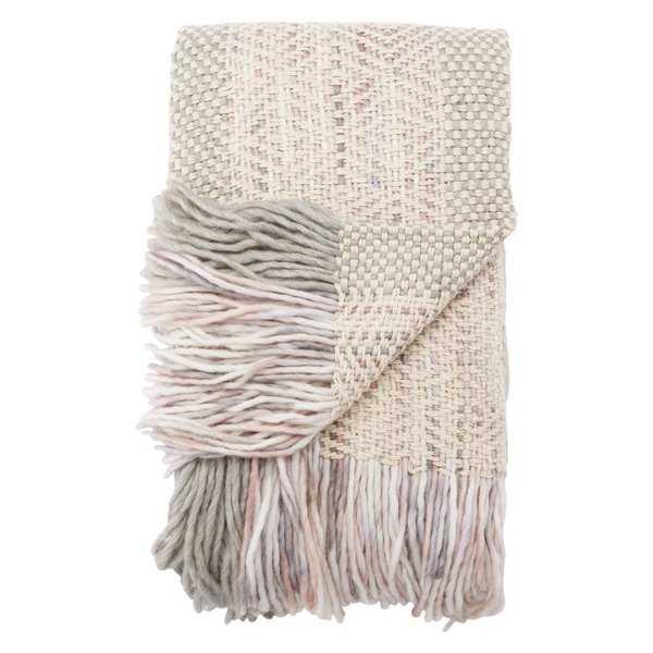Sophia Knit Throw - Wayfair