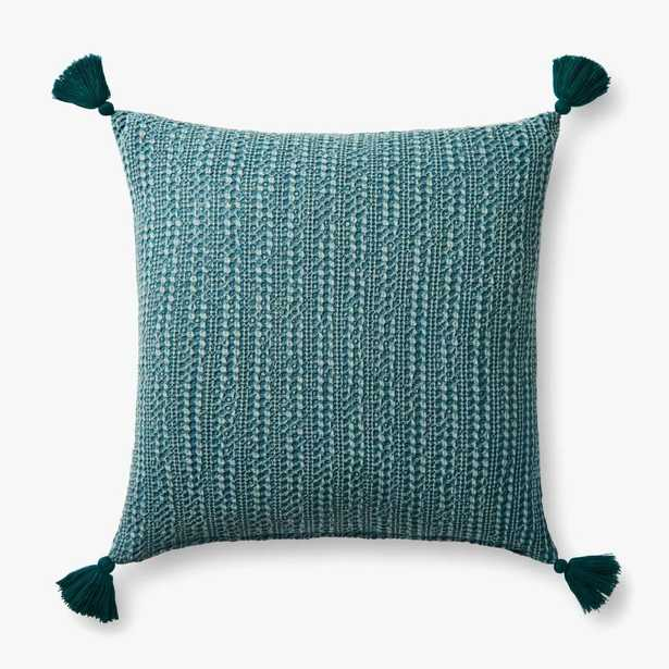 P0813 Green - 22x22 - polyfilled - Loma Threads