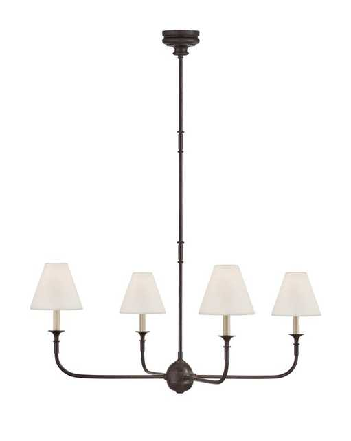 Piaf Large Chandelier - McGee & Co.