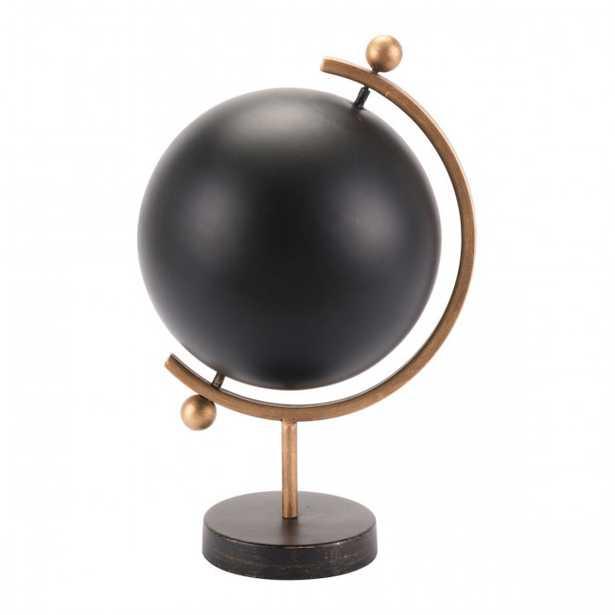 Balc Globe Black - Zuri Studios