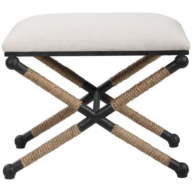 Firth Small Bench - Hudsonhill Foundry