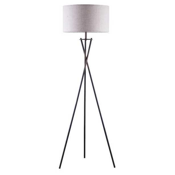 "Janna 65"" Tripod Floor Lamp - Wayfair"