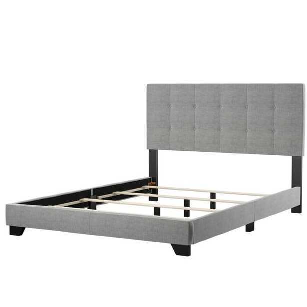 Cloer Upholstered Standard Bed - Wayfair