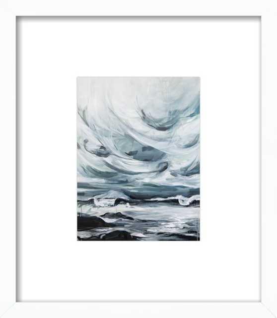 Stormy Skies by Brynn W Casey for Artfully Walls - Artfully Walls