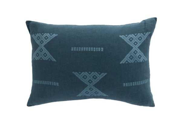 Zuria Woven Pillow - McGee & Co.
