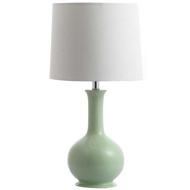 Minton Table Lamp, Light Green - Arlo Home