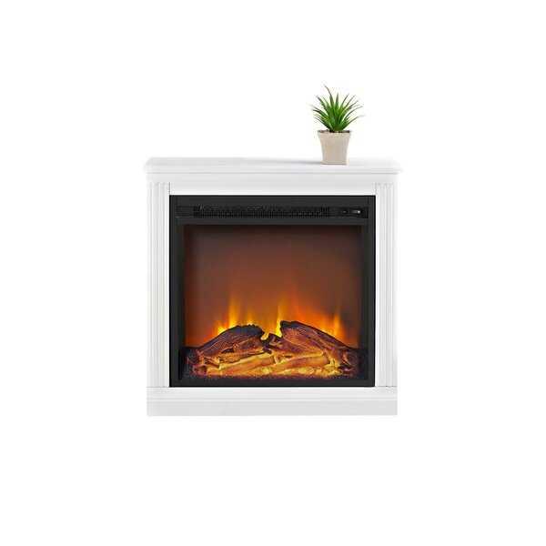 Solvi Electric Fireplace - Wayfair