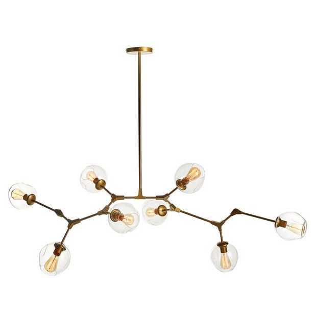 Bockman 8-Light Sputnik Chandelier - Wayfair