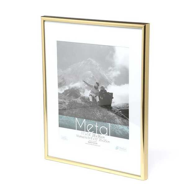 """Gold Picture Frame, 11"""" x 14"""" - Wayfair"""
