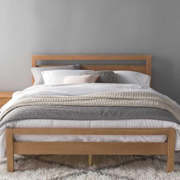 Loft Queen Platform Bed - Wayfair
