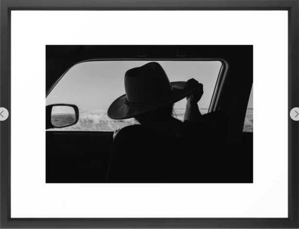 "West Texas Explorer Framed Art Print - 26"" x 38"" - Society6"