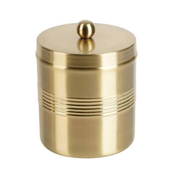 Wetzler Cotton Swab Storage Jar or Container - Wayfair