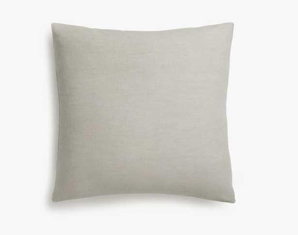Linen Pillow Cover Natural Chambray - Parachute