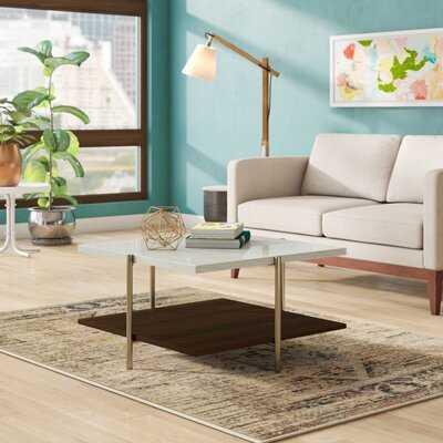 Laduke Coffee Table with Storage - Wayfair
