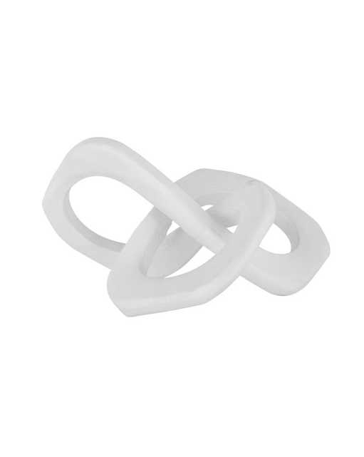 Curved Aluminum Interlude Object - McGee & Co.