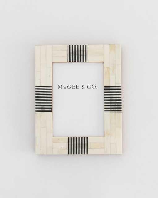 STRIPED BONE FRAME - McGee & Co.