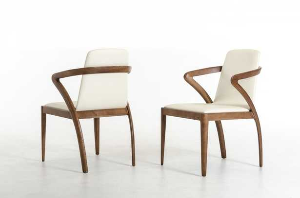 Rubin Bend Arm Chair - AllModern
