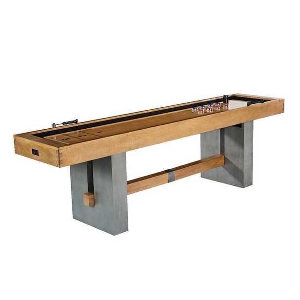 Urban Shuffleboard Table - Wayfair