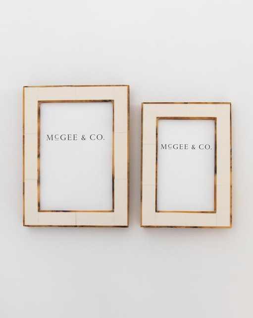 BORDER RESIN FRAME - McGee & Co.