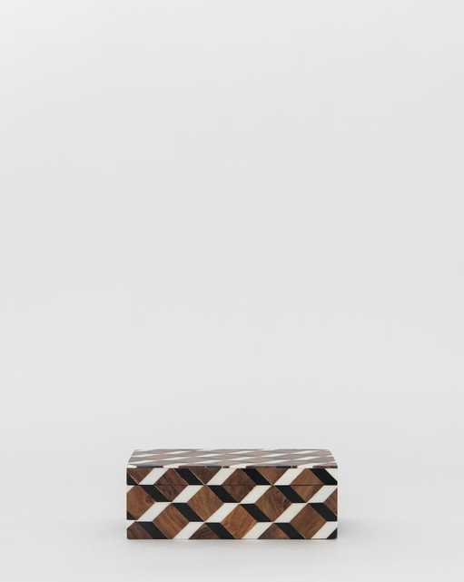 ARMO PATTERNED BOX - McGee & Co.