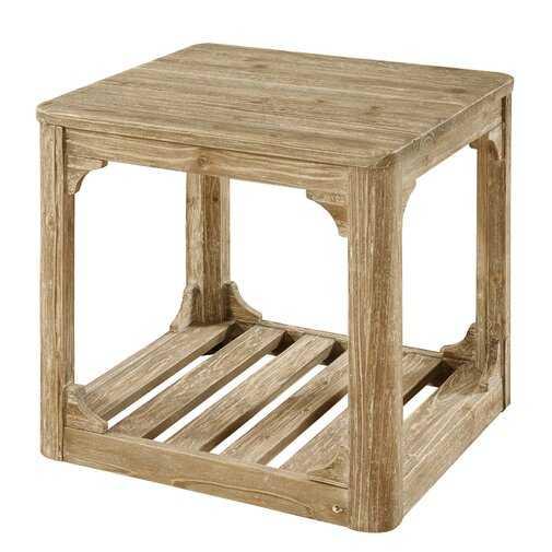 Girardi End Table - Wayfair