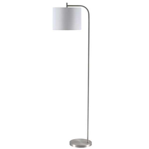 Rafin Floor Lamp - Nickel - Arlo Home - Arlo Home