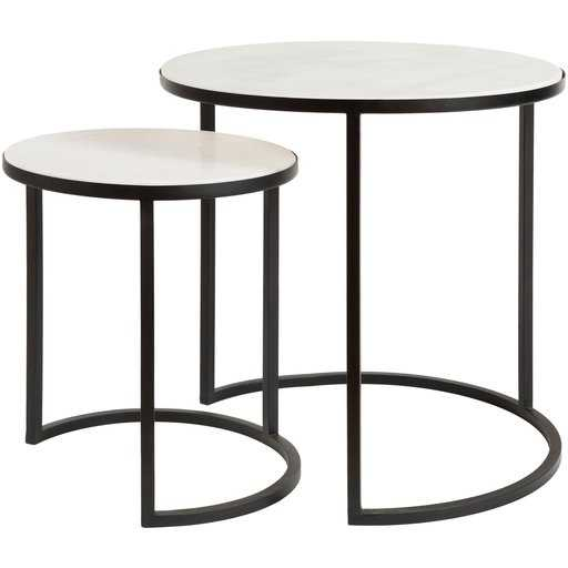Brysen Nesting Tables, Set of 2 - Cove Goods
