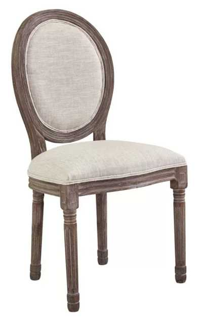 Vicente French Upholstered Dining Chair - Wayfair