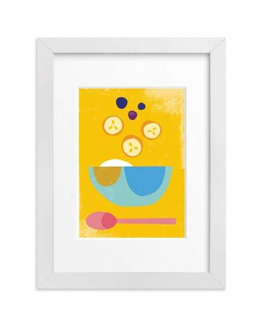 """breakfast bowl "" - Minted"