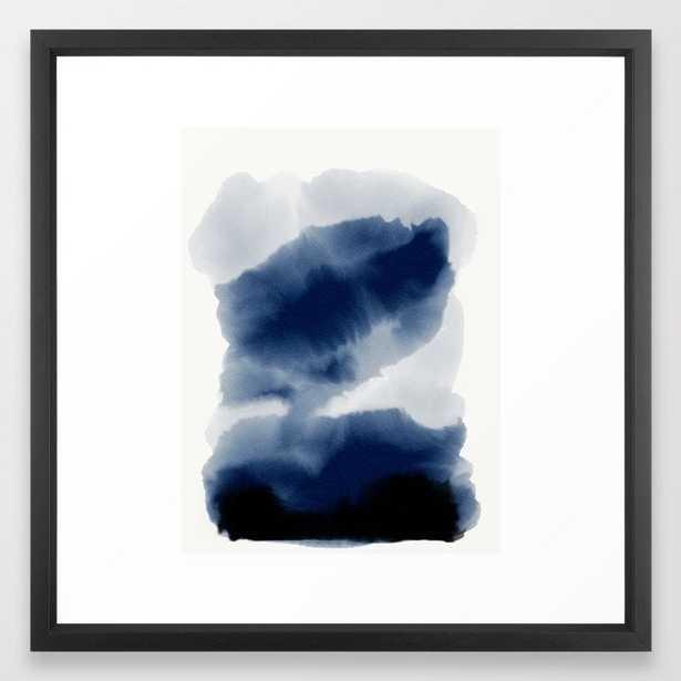 Impetus Framed Art Print - Society6