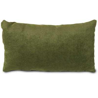 Edwards Velvet Lumbar Pillow - Wayfair