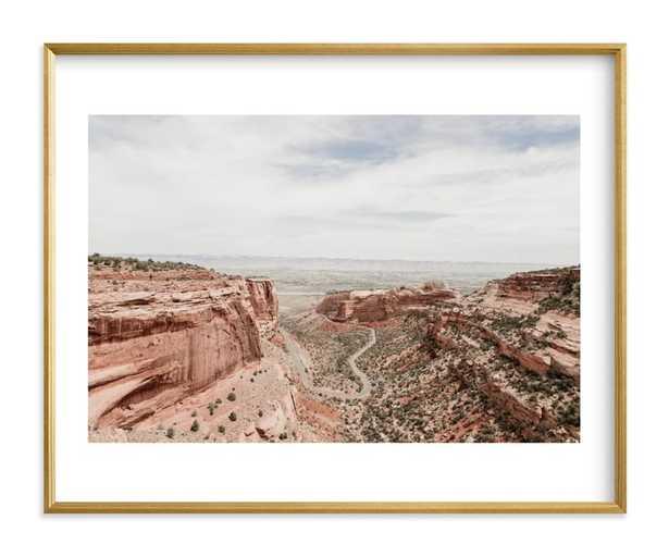 Desert Horizon - Minted