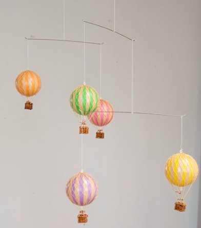 Andraid Balloon Ceiling Mobile - Wayfair