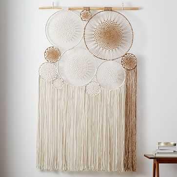 Dreamcatcher Tapestry Wall Art - West Elm