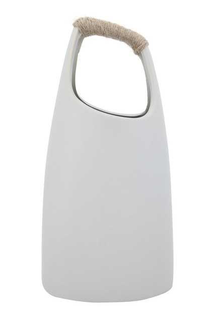Iona Stoneware Vase, Medium - Haldin