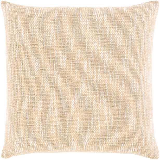 """Aptos Pillow Cover, 20"""" x 20"""" - Cove Goods"""
