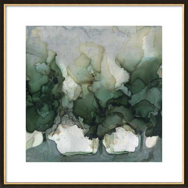 River Trees by Andrea Pramuk for Artfully Walls - Artfully Walls