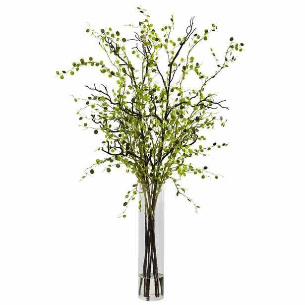 Floral Arrangement in Vase - Wayfair