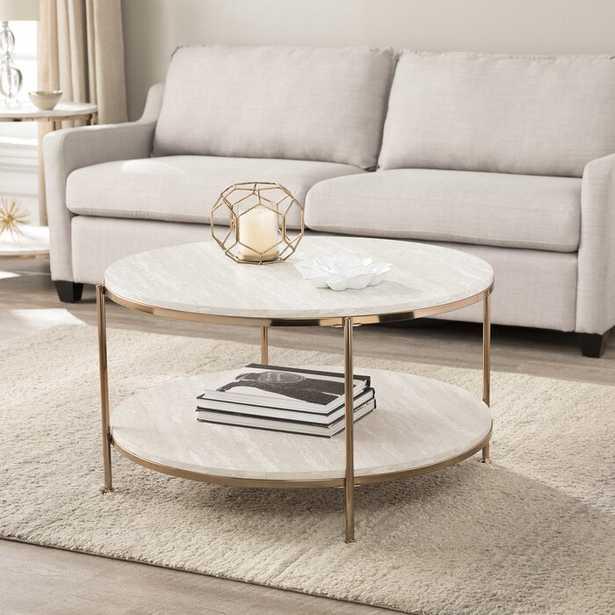 Stamper Coffee Table - Wayfair